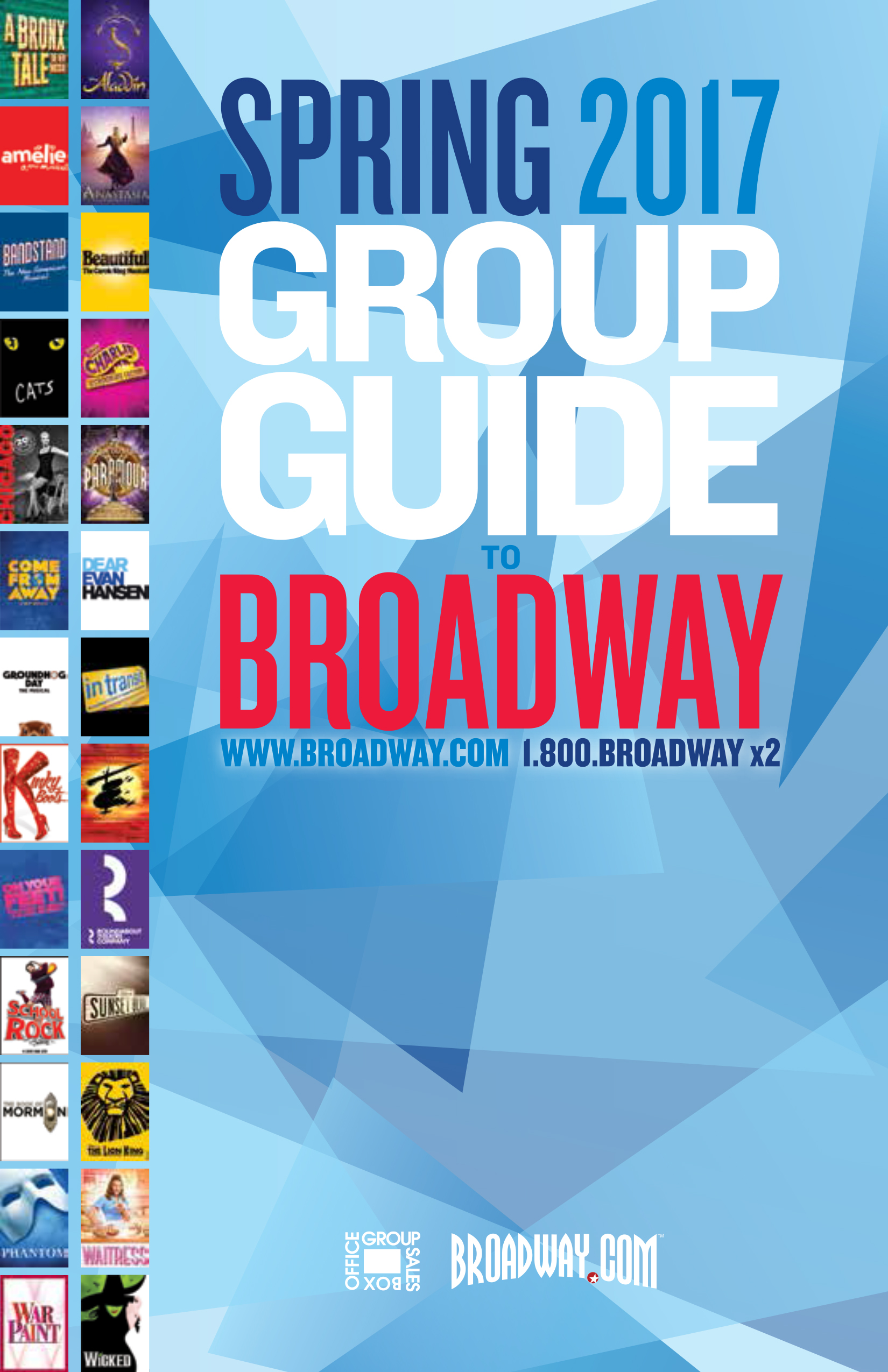Group Guide to Broadway